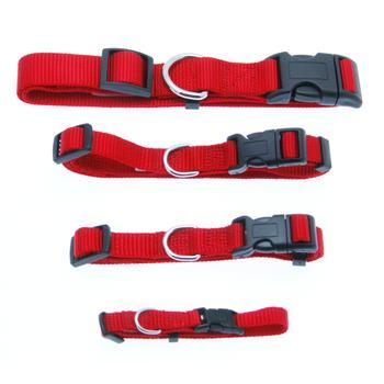 Barking Basics Dog Collar - Red
