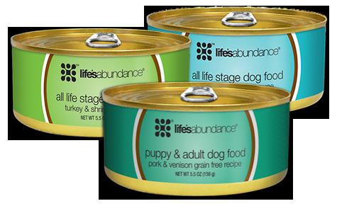 Canned Turkey & Shrimp - High Quality Canned Dog Food