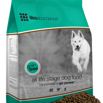 All Life Stage Dog Food Grain Free