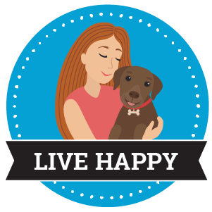 Step 4 - Live happy with your new puppy.